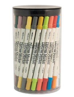 Tim Holtz Distress Markers SET OF 61 Ranger TDMK50070 zoom image
