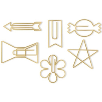 We R Memory Keepers OH GOODIE DECORATIVE PAPER CLIPS 660230