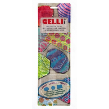GelliArts MINI GEL PRINTING PLATES SET 721041