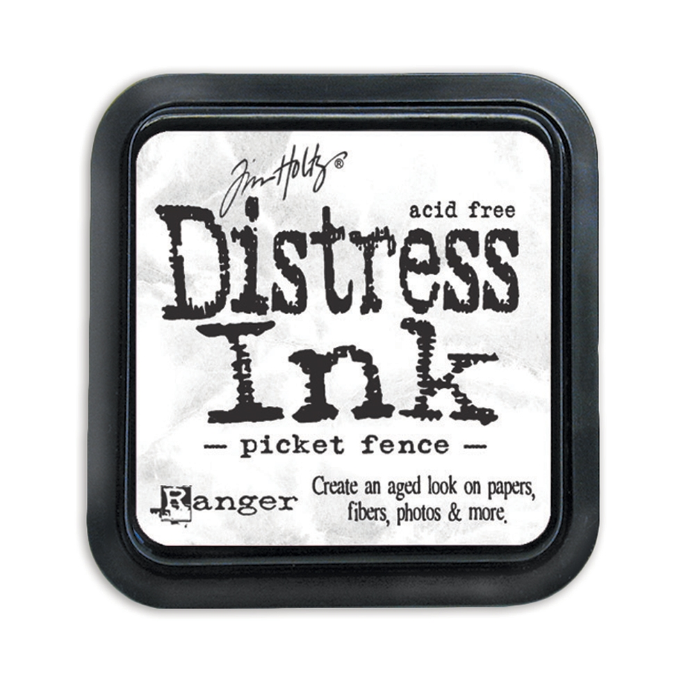 Tim Holtz Distress Ink Pad PICKET FENCE TIM40781  zoom image