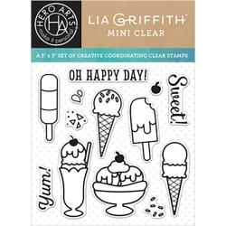 Hero Arts Clear Stamps OH HAPPY DAY By Lia CL931
