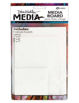 Dina Wakley Ranger ASSORTED MEDIA BOARD MDA48701 Preview Image