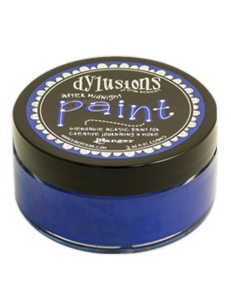 Ranger Dylusions Paint AFTER MIDNIGHT DYP50940 Preview Image