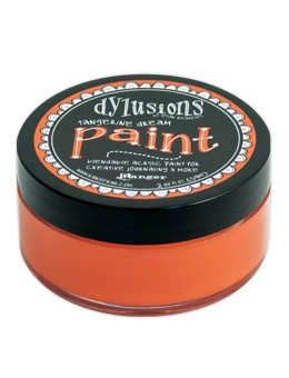 Ranger Dylusions Paint TANGERINE DREAM DYP50995