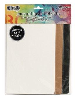 Ranger Dylusions SMALL JOURNAL INSERT SHEETS DYA49111 zoom image