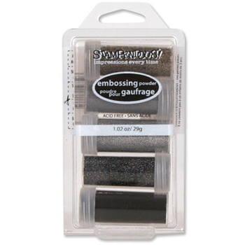 Stampendous APERTURE Embossing Powder Kit EK17