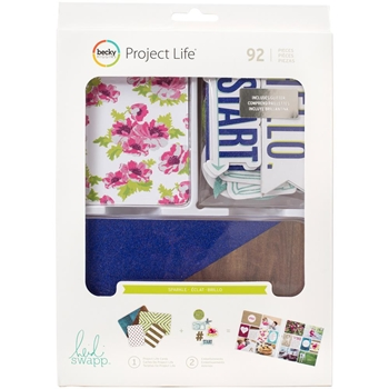 Becky Higgins American Crafts Project Life SPARKLE Value Kit 312062 Heidi Swapp