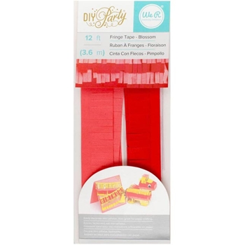We R Memory KEEPERS DIY PARTY BLOSSOM Fringe Tape 660776