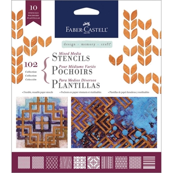 Faber-Castell CLASSIC Stencil Set 770602