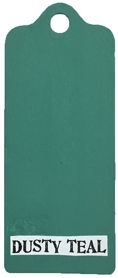 Paper Artsy Fresco Finish DUSTY TEAL Chalk Acrylic Paint 1.69oz FF82 Preview Image