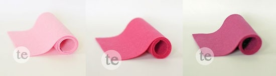 Taylored Expressions PINK BUNDLE Wool Felt TEFB-PI zoom image