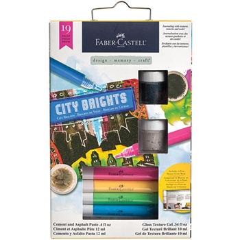 Faber-Castell CITY BRIGHTS Mix and Match Kit 770802T