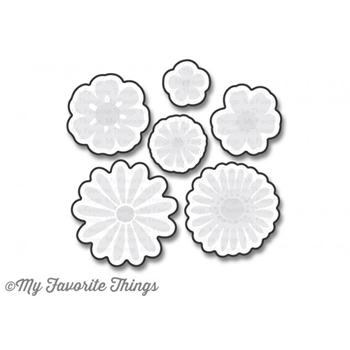 My Favorite Things DESERT BOUQUET Die-Namics MFT819