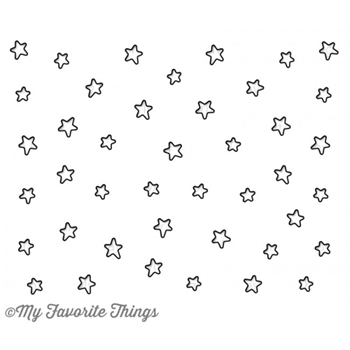 My Favorite Things STARS IN THE SKY VERTICAL Die-Namics MFT827