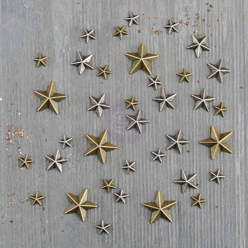 Prima Marketing MINI STARS Finnabair Mechanicals 963354 Preview Image