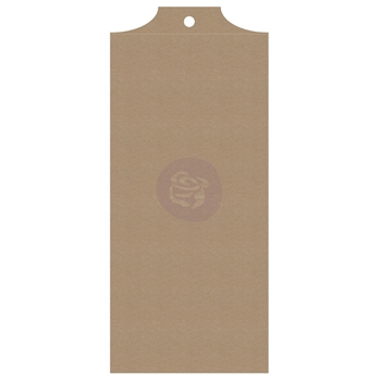 Prima Flowers LARGE Chipboard Tags 584979