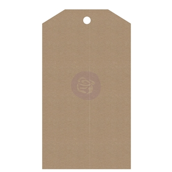 Prima Flowers SMALL Chipboard Tags 584986
