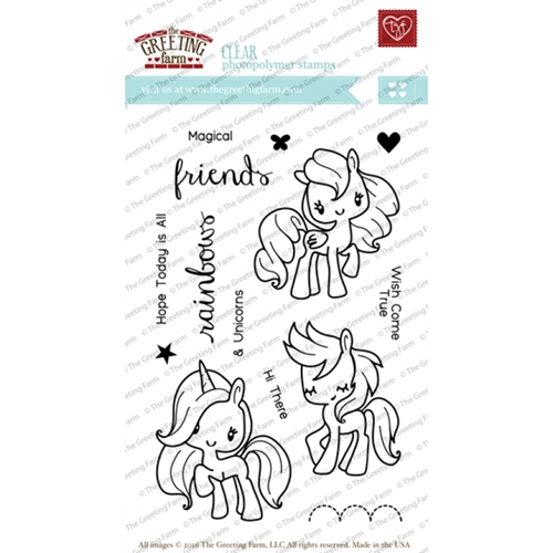 The greeting farm magical friends clear stamps tgf225 at simon says the greeting farm magical friends clear stamps tgf225 preview image shadow m4hsunfo