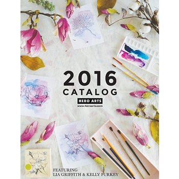 Hero Arts 2016 CATALOG PS915