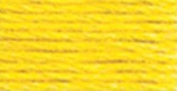 DMC Pearl Cotton Ball LEMON 307 Thread