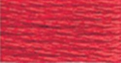 DMC Pearl Cotton Ball BRIGHT RED 666 Thread*