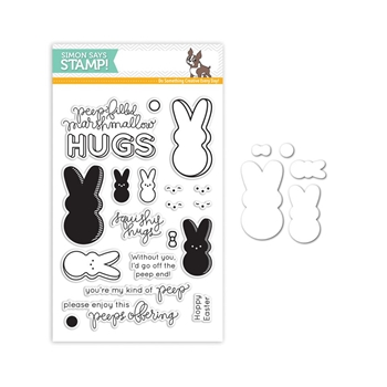 Simon Says Stamps and Dies MY KIND OF PEEPS Set251P