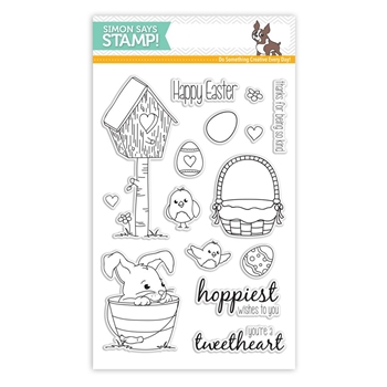 Simon Says Clear Stamps SPRINGTIME CRITTERS SSS101619