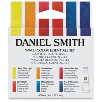 Daniel Smith EXTRA FINE Essential Watercolor Set 031955