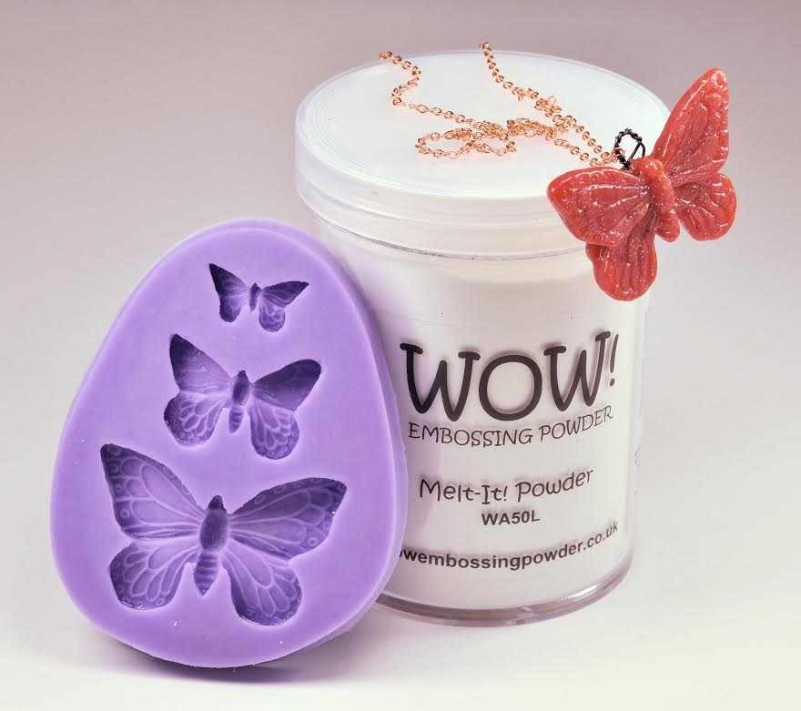 WOW Silicone Mold - BUTTERFLY TRIO MOULD31 zoom image