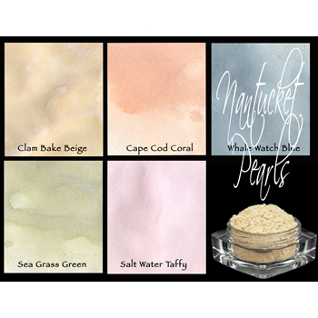 Lindy's Stamp Gang NANTUCKET PEARLS Magicals Set