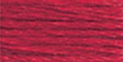 DMC Pearl Cotton Ball RED 321 Thread*