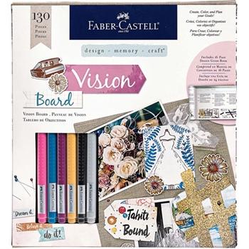 Faber-Castell VISION BOARD Kit 770409T