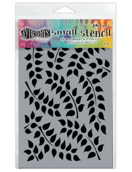 Dyan Reaveley Stencil 5 x 8 FRONDS OF FOLIAGE Dylusions DYS49838