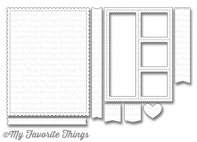 My Favorite Things BLUEPRINTS 27 Die-Namics MFT870 zoom image
