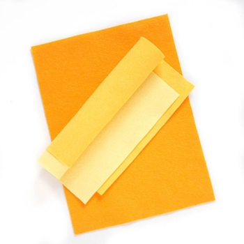 Simon Says Stamp Wool Felt Sheets 3 SHADES OF SUNSHINE Felt4 Spring Plush
