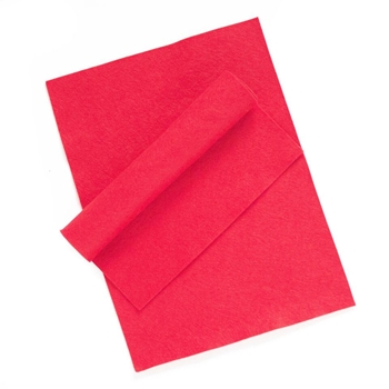 Simon Says Stamp Wool Felt Sheets CHERRY POPSICLE Felt10 Spring Plush