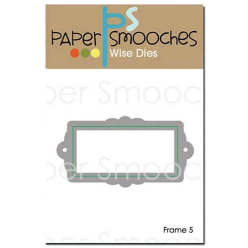 Paper Smooches FRAME 5 Wise Dies M1D312* Preview Image