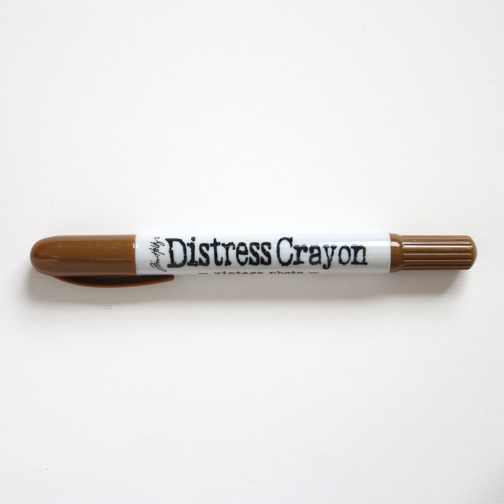 Ranger Tim Holtz Distress Crayon VINTAGE PHOTO TDB49678 zoom image