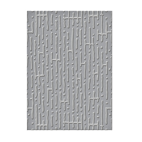 SEL-001 Spellbinders MAZE Embossing Folder* Preview Image