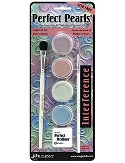 Ranger Perfect Pearls INTERFERENCE Complete Pigment Kit PPP15970* Preview Image