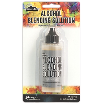 Tim Holtz Ranger ALCOHOL BLENDING SOLUTION Ink Adirondack TIM19800