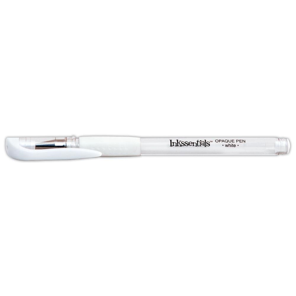 Ranger Inkssentials WHITE OPAQUE PEN Pigment Ink 024477 zoom image