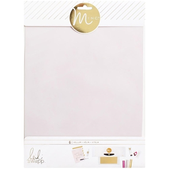 Heidi Swapp VELLUM MINC Surfaces 313004