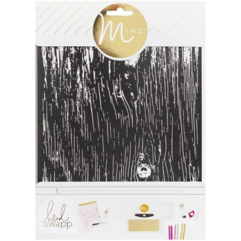Heidi Swapp WOODGRAIN MINC Art Screen 313009