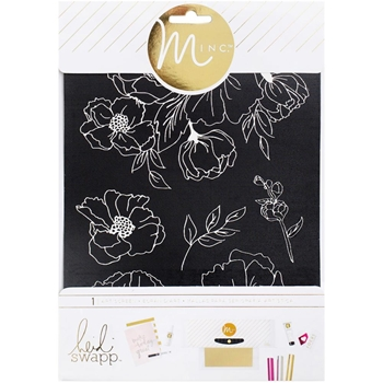 Heidi Swapp FLORAL MINC Art Screen 313010