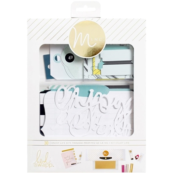 Heidi Swapp ENJOY LIFE MINC Kit 313144