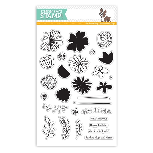 Simon Says Clear Stamps WILD BEAUTY SSS101625 My Favorite Preview Image