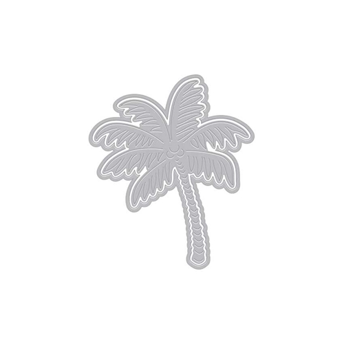Hero Arts Frame Cuts Dies PAPER LAYERING PALM TREE WITH FRAME DI187 Preview Image