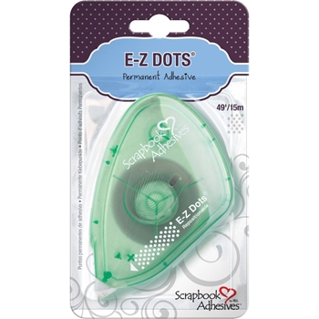 Scrapbook Adhesives E-Z DOTS DISPENSER Repositionable Tape 01640