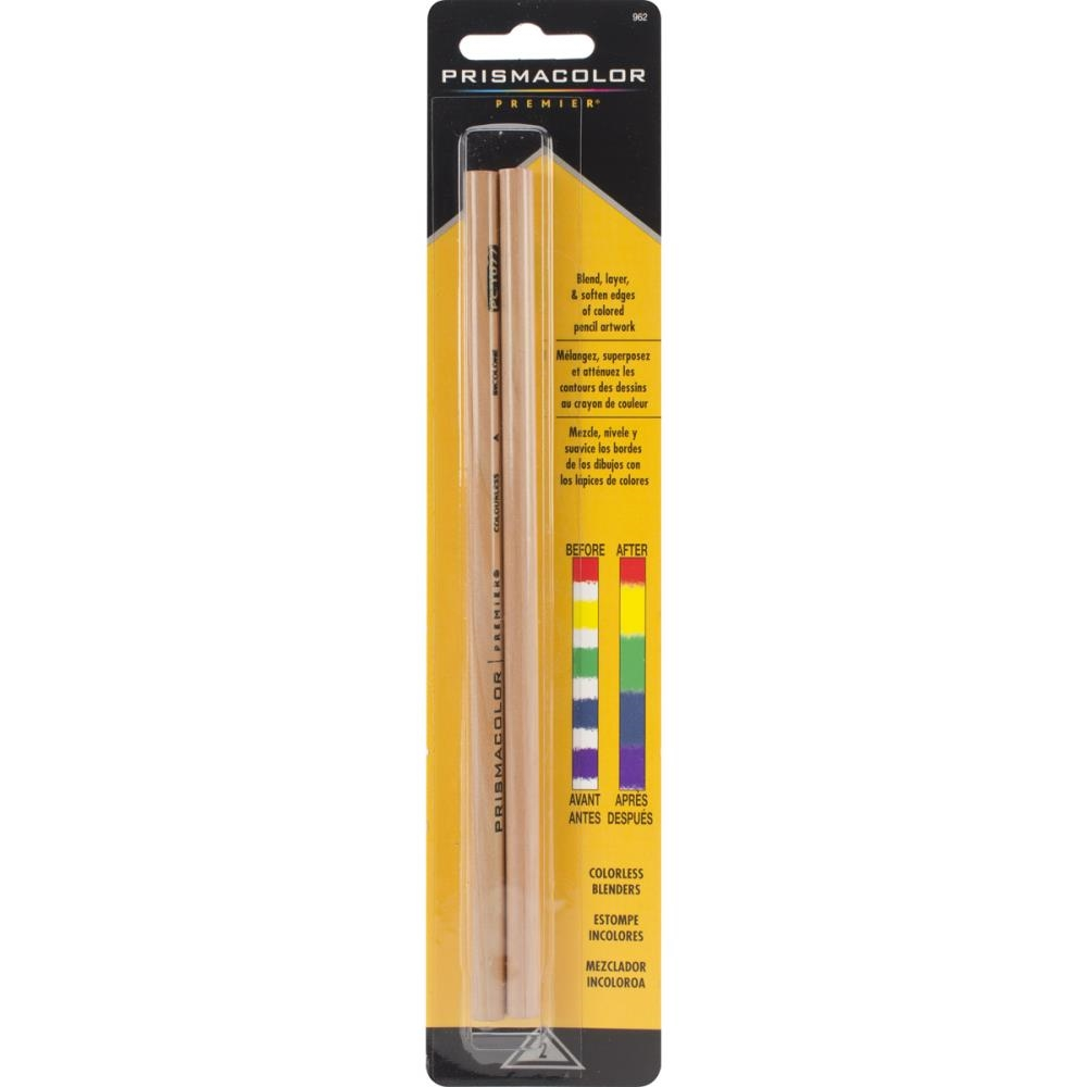 Prismacolor Colored Pencil COLORLESS BLENDER Pack Of Two